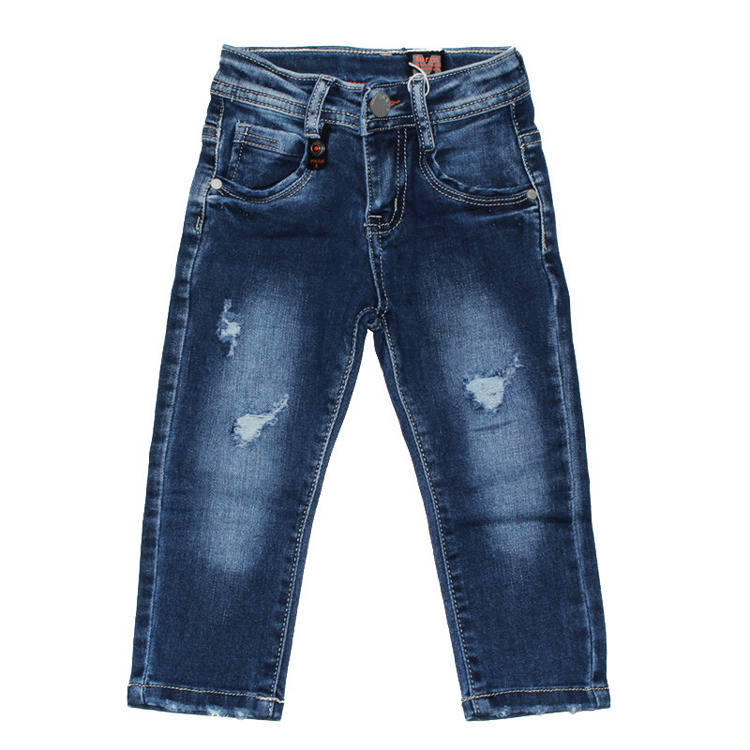 Immagine di Jeans neonato primavera Small Gang Art. N1718