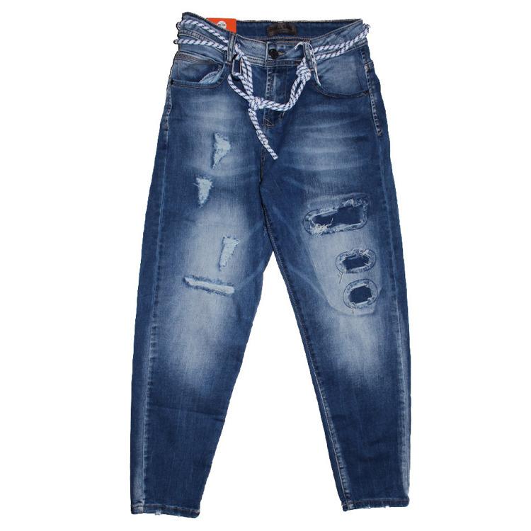 Immagine di Jeans ragazzo primavera Small Gang Art. N1755