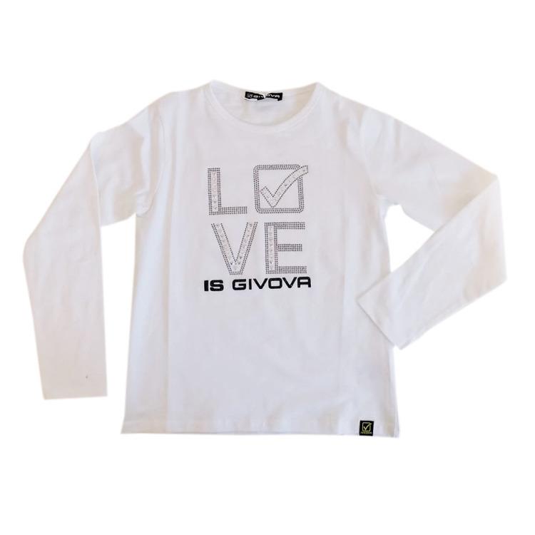 Immagine di T-shirt m/l ragazza primavera Givova Art. 7445M0069