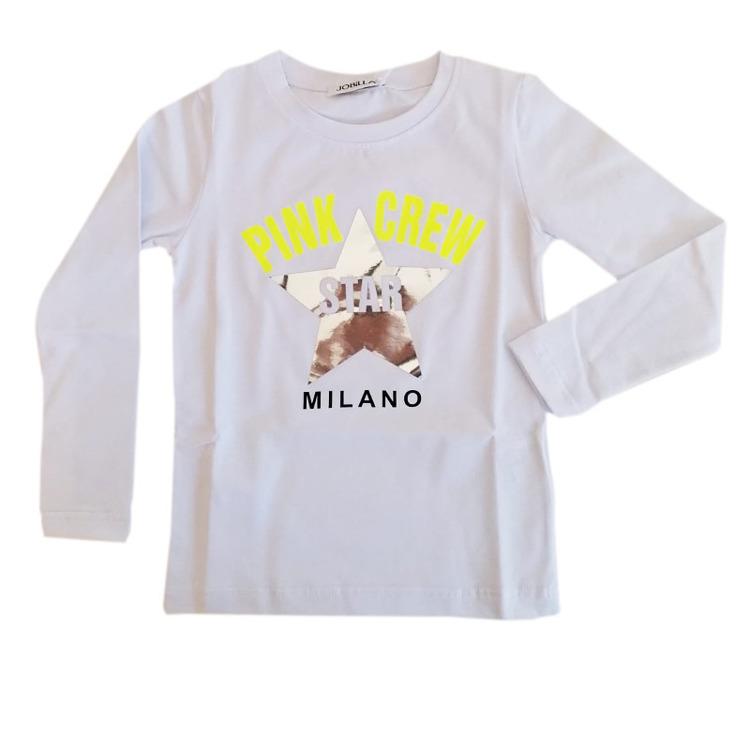 Immagine di T-shirt m/l bambina primavera Jobilla Art. J0410B