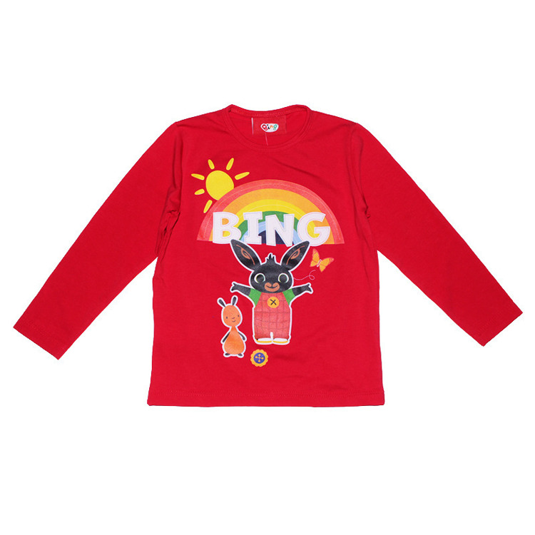 Immagine di T-shirt m/l bambino primavera Bing Art. 9004