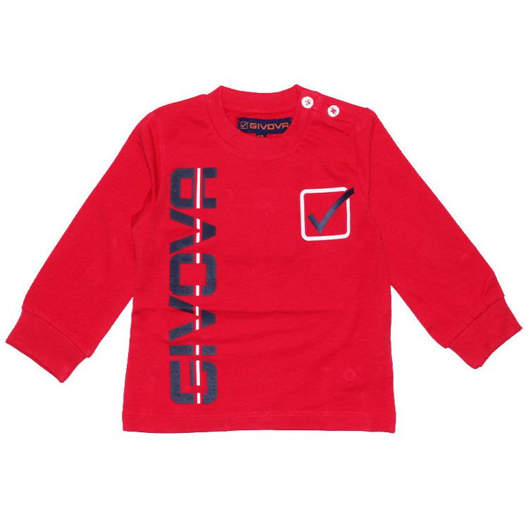Immagine di T-shirt m/l neonato primavera Givova Art. 7475M0053