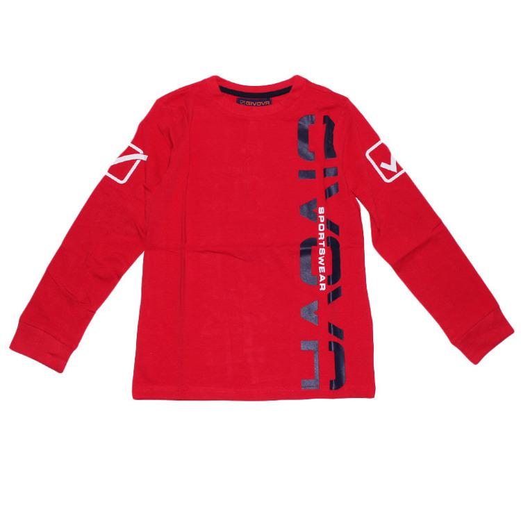 Immagine di T-shirt m/l ragazzo primavera Givova Art. 7435M0121AKT
