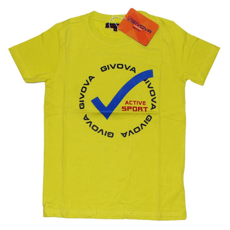 Immagine di T-shirt ragazzo estate Givova Art. 7436M0148