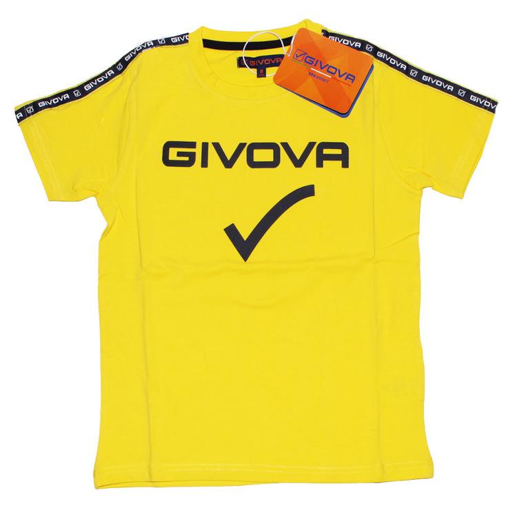 Immagine di T-shirt ragazzo estate Givova Art. 7436M0071AKT