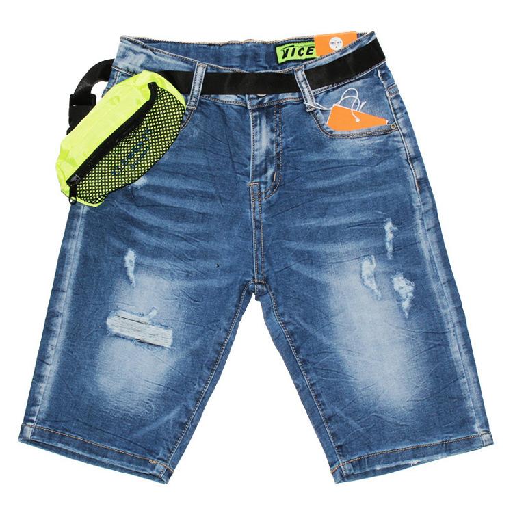 Immagine di Bermuda jeans ragazzo Small Gang Art. N1777