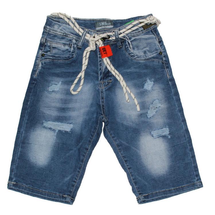 Immagine di Bermuda jeans ragazzo Small Gang Art. N1775