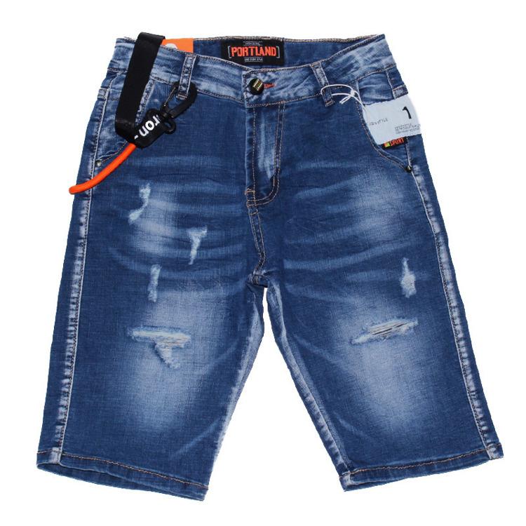 Immagine di Bermuda jeans ragazzo Small Gang Art. N1774