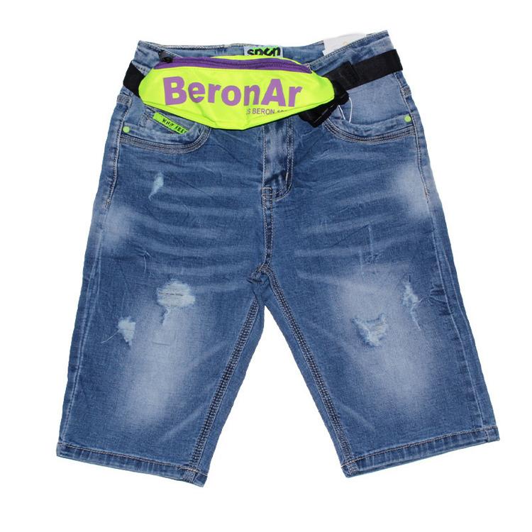 Immagine di Bermuda jeans ragazzo Alta Linea Art. ZRO8684