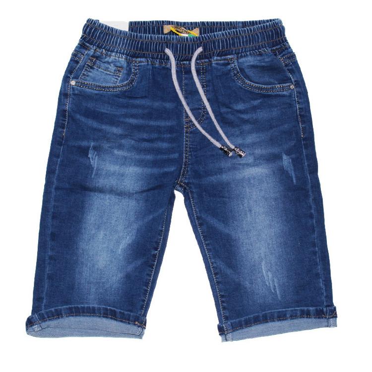 Immagine di Bermuda jeans estate ragazzo Bimbo Style Art. DF926