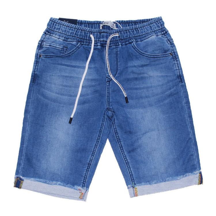 Immagine di Bermuda jeans estate ragazzo Run Boy Art. HA843