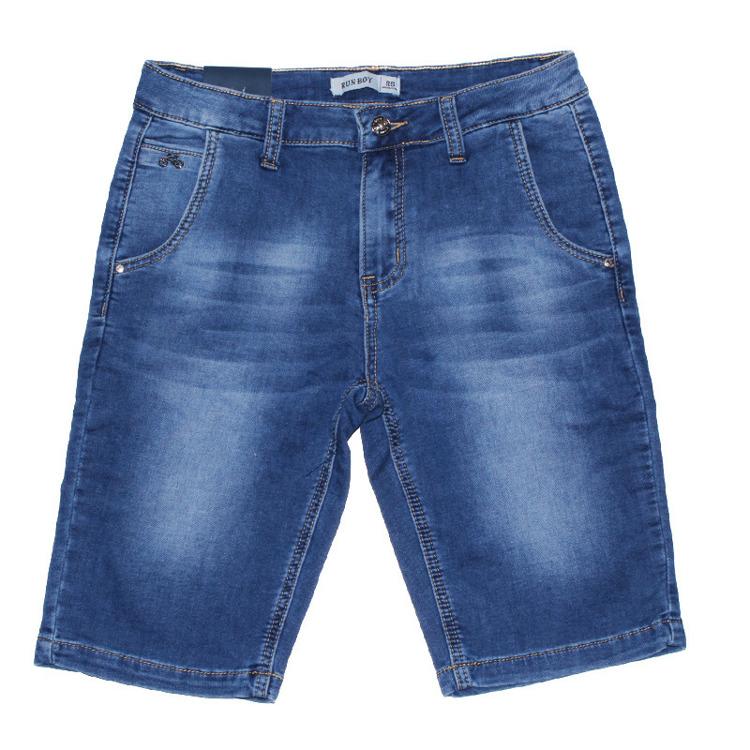 Immagine di Bermuda jeans estate ragazzo Run Boy Art. HA805