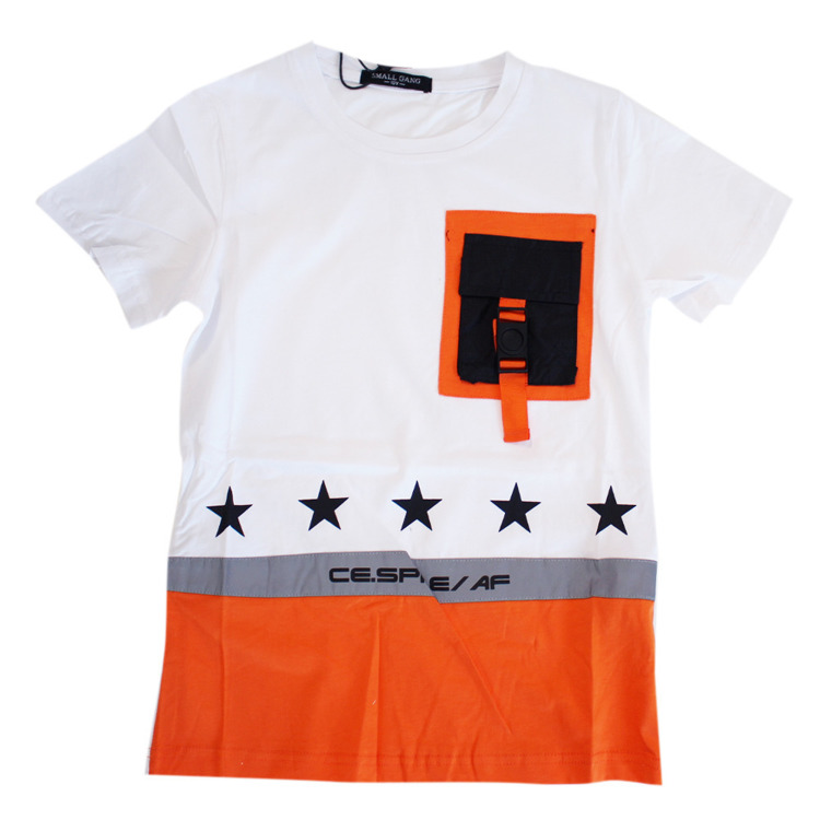 Immagine di T-Shirt ragazzo estate Small Gang Art. D1575