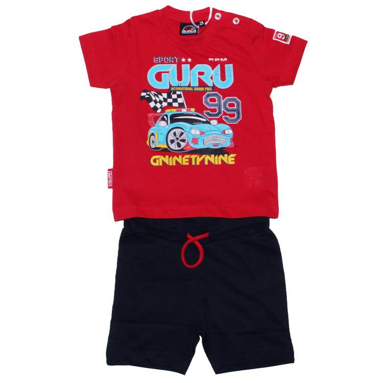 Immagine di Completo neonato estivo Guru Art. 7276K0076