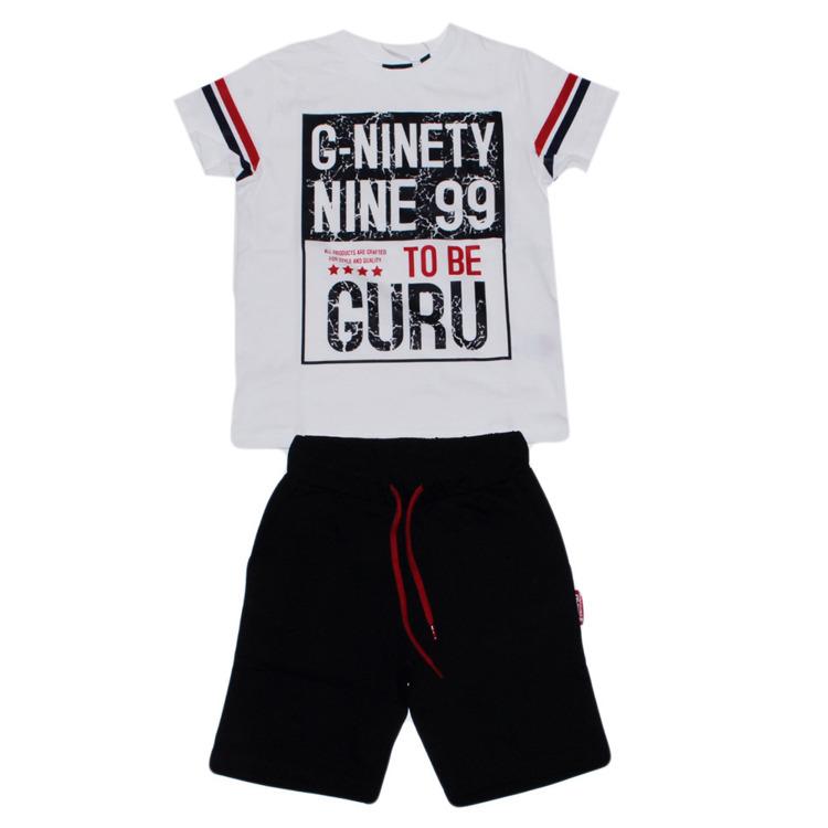 Immagine di Completo bambino estivo Guru Art. 7256K0433