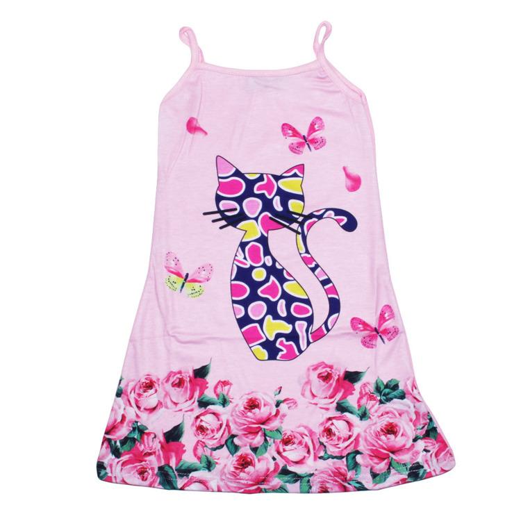 Immagine di Vestito estate bambina Sma Girl Art. AH81783