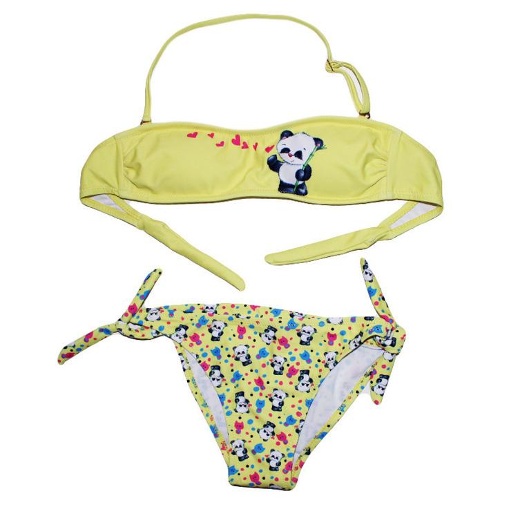Immagine di Bikini mare bambina Hello Art. 990541