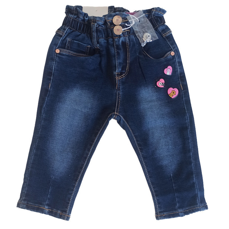 Immagine di Jeans neonata autunno Lollitop Art. S2727
