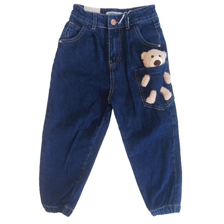 Immagine di Jeans bambina autunno Lollitop Art. S2731