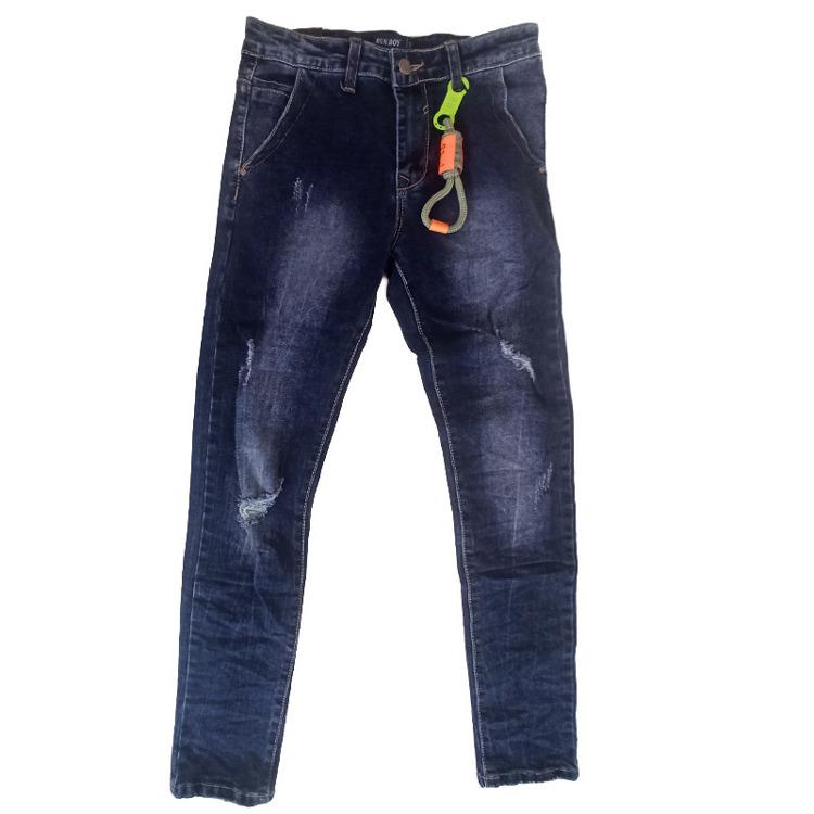 Immagine di Jeans ragazzo autunno Run Boy Art. HA852