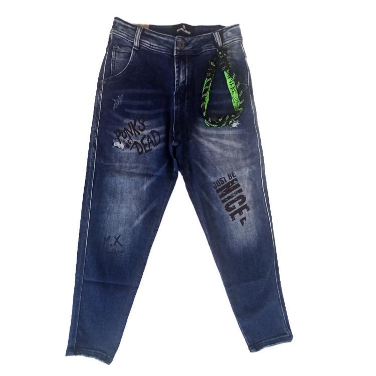 Immagine di Jeans ragazzo autunno Small Gang Art. N1827