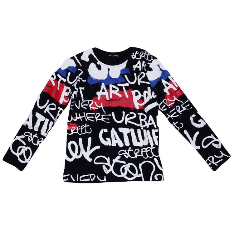 Immagine di T-shirt m/l  bambino autunno Small Gang Art. T1860