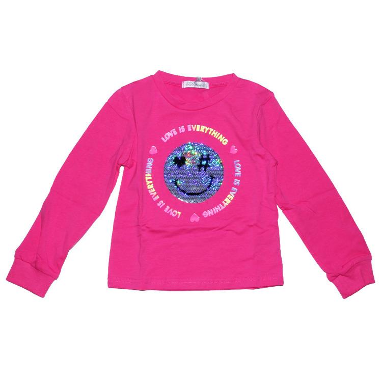 Immagine di T-shirt m/l  bambina autunno Lollitop Art. B2710