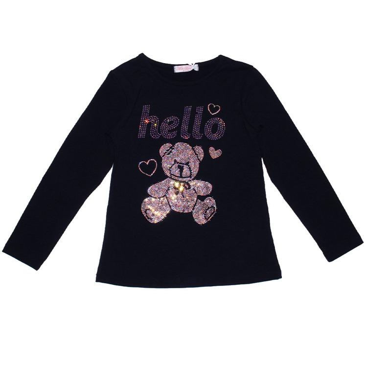 Immagine di T-shirt m/l  bambina autunno Miss Brum Art. KA589