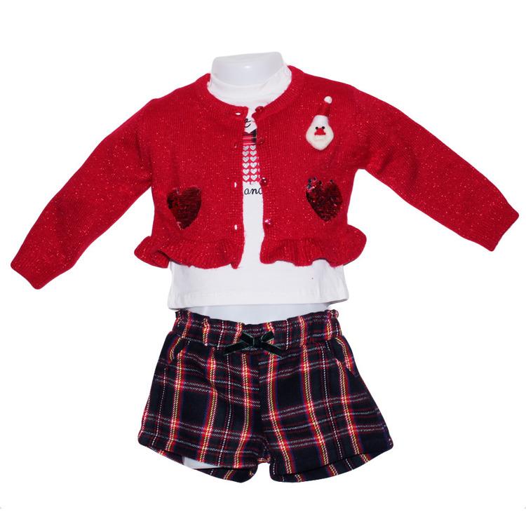 Immagine di Completo neonata inverno Lollitop Art. BS3718
